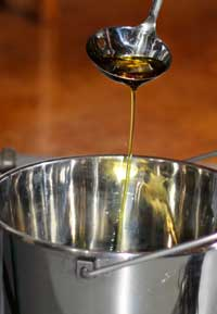 Producing Olive Oil