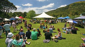 Rangihoua Estate Hosts The Annual Olive Festival On Waiheke