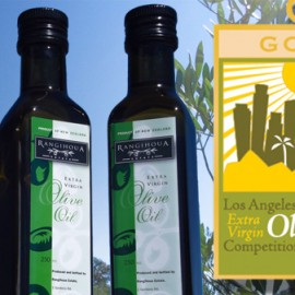 Double Gold for 2013 EVOO Range