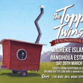 The Topp Twins 30th March 2019 @ Rangihoua