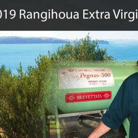 2019 Extra Virgin Olive Oil is Now Available!