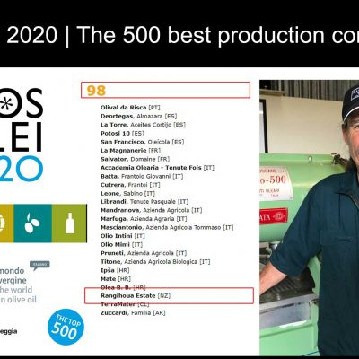 Flos Olei 2020 | The 500 best production companies