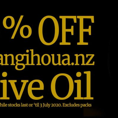 discounted olive oil